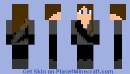 My character Minecraft Skin