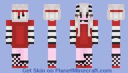 Egirl Peppa Pig Because I Can Minecraft Skin