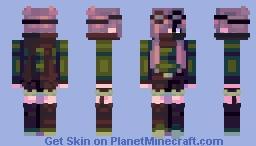 Atlas 𝔓𝔬𝔭𝔯𝔢𝔢𝔩 Minecraft Skin