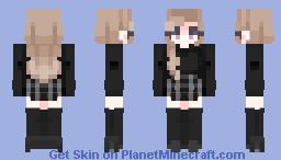 Mae//Adelaide Minecraft Skin