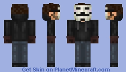 Anonymous  (request) Minecraft Skin