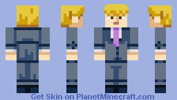 guys, thats a crime Minecraft Skin