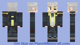 Borderlands 3 - The Operative // Zane Minecraft Skin
