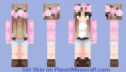 Little Kelly Minecraft Skin