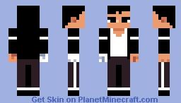 billie Minecraft Skin