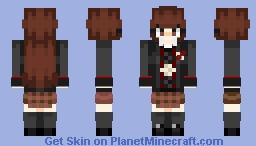 'i love you and i'm not sorry' - vanya hargreeves: the umbrella academy [netflix] Minecraft Skin