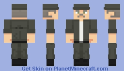 German Sailor | 397 Sea Division | WW3 Minecraft Skin