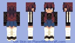 SOS Minecraft Skin