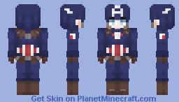 Yummy' - Captain America @_@