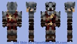 Laughing Bat Mercenary [LoTC] -Free to use Mask- Minecraft Skin