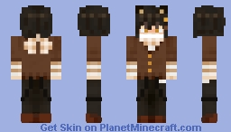 chococat Minecraft Skin