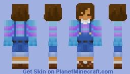 Frisk - Undertale Minecraft Skin