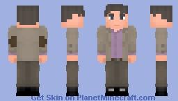 Bruce Banner Minecraft Skin