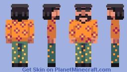 EarthBound - Everdred Minecraft Skin