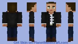 Elon Musk Minecraft Skin