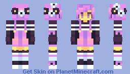 xanny Minecraft Skin