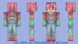 Traveller Minecraft Skin