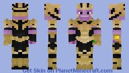 Thanos - Endgame Minecraft Skin