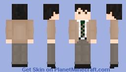Shinjiro Hayata 【ULTRAMAN】 Minecraft Skin