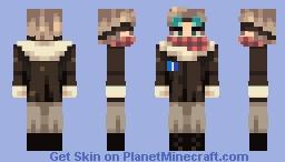 Pilot POPREEL Minecraft Skin