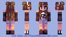 Oh, Sure Minecraft Skin