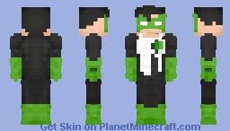 Green Lantern - Kyle Rayner | Justice Craft Skin Minecraft Skin