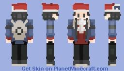 Lucas: 𝘗𝘰𝘬𝘦𝘮𝘰𝘯💎 (Male Protagonist) Minecraft Skin
