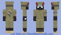 tech ninja Minecraft Skin