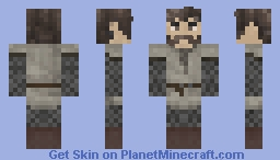 [Ottonien] Sellsword / Söldner Minecraft Skin