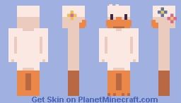 springtime duck Minecraft Skin