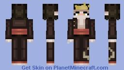𝓚𝓪𝔃𝓾𝓸𝓶𝓲 𝓢𝓪𝓶𝓮𝓳𝓲𝓶𝓪 - 𝓓𝓪𝓷𝓰𝓪𝓷𝓻𝓸𝓷𝓹𝓪 𝓡𝓮𝓫𝓲𝓻𝓽𝓱 Minecraft Skin