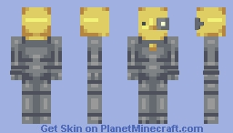 The Fourth Peeper - Spring Fling Thing Minecraft Skin