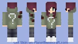 Who Am I?? Minecraft Skin