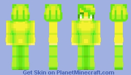 the limes are ripe Minecraft Skin