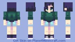 greetings Minecraft Skin