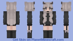 be alright ♡ Minecraft Skin