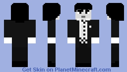 Freddie Mercury - I'm Going Slightly Mad Minecraft Skin
