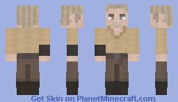 Jorah The Andal Minecraft Skin
