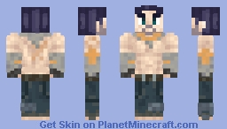 Sylas, the Unshackled - League of Legends Minecraft Skin