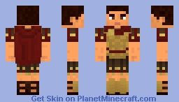 Marcus Antonius Minecraft Skin