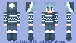 | Coming out from Hibernation (Male Ver )❤ | ~* Marma *~ Minecraft Skin