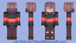 Deltafell!Kris Minecraft Skin