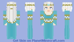 Good Queen Alysanne - ASOIAF/GoT Minecraft Skin