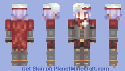 [Xenoblade Chronicles 2] Poppi α Minecraft Skin