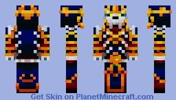 Skalazar The Lich Minecraft Skin