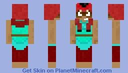 Nita Minecraft Skin