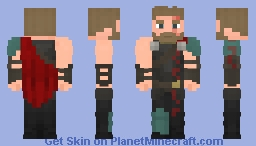 Thor - Ragnarok Minecraft Skin