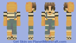 boy in the bubble || fanskin/gift Minecraft Skin