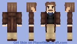 Victorian (Mystery Title Event) | ~𝘈𝘭𝘺𝘴𝘴𝘢~ Minecraft Skin