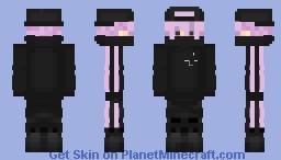 𝓑𝓸𝔂 𝔀𝓲𝓽𝓱 𝓹𝓲𝓷𝓴 𝓱𝓪𝓲𝓻 Minecraft Skin